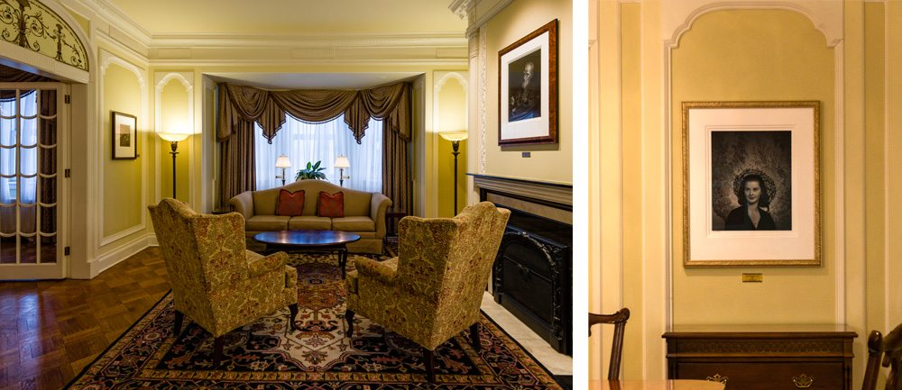 GREAT SPACE: As the Château Laurier celebrates its 100th birthday, Ottawa Magazine visits the storied Karsh Suite
