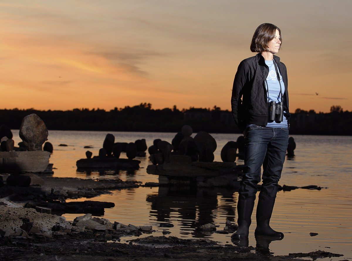 WATER FIGHT: A profile of the symbolic guardian known as the Ottawa Riverkeeper