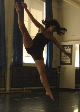 WEB EXCLUSIVE: Q&A with Canada Dance Festival performer (and local gal) Jocelyn Todd