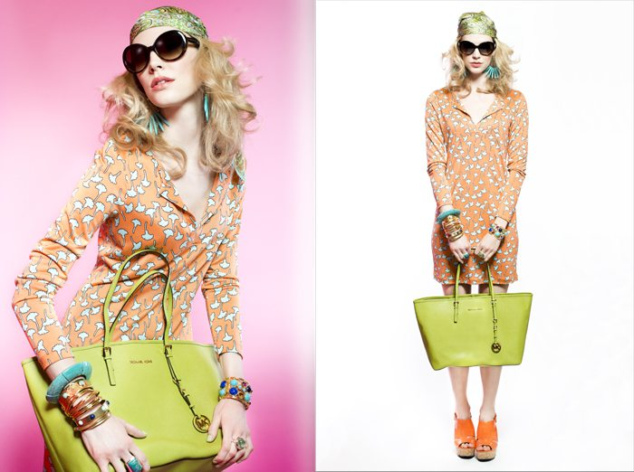 TREND SPOTTING: A slideshow of fresh summer looks by Erica Wark