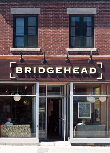 URBAN HIPPIE: The inside scoop on Bridgehead's new roastery, plus fun facts about this eco-friendly coffee chain