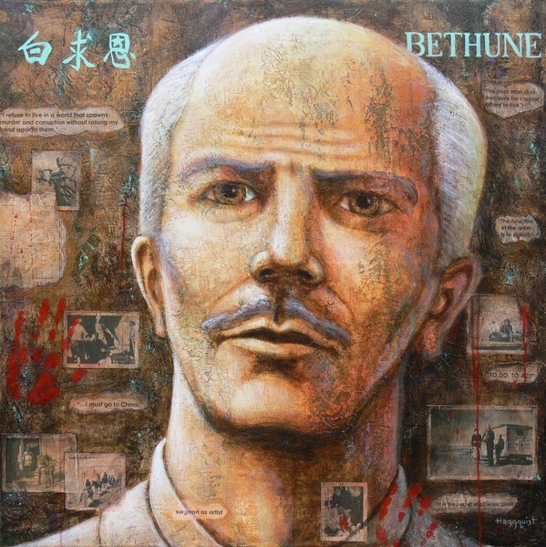 THE ARTFUL BLOGGER: Norman Bethune exhibition coming to the Canada Science and Technology Museum
