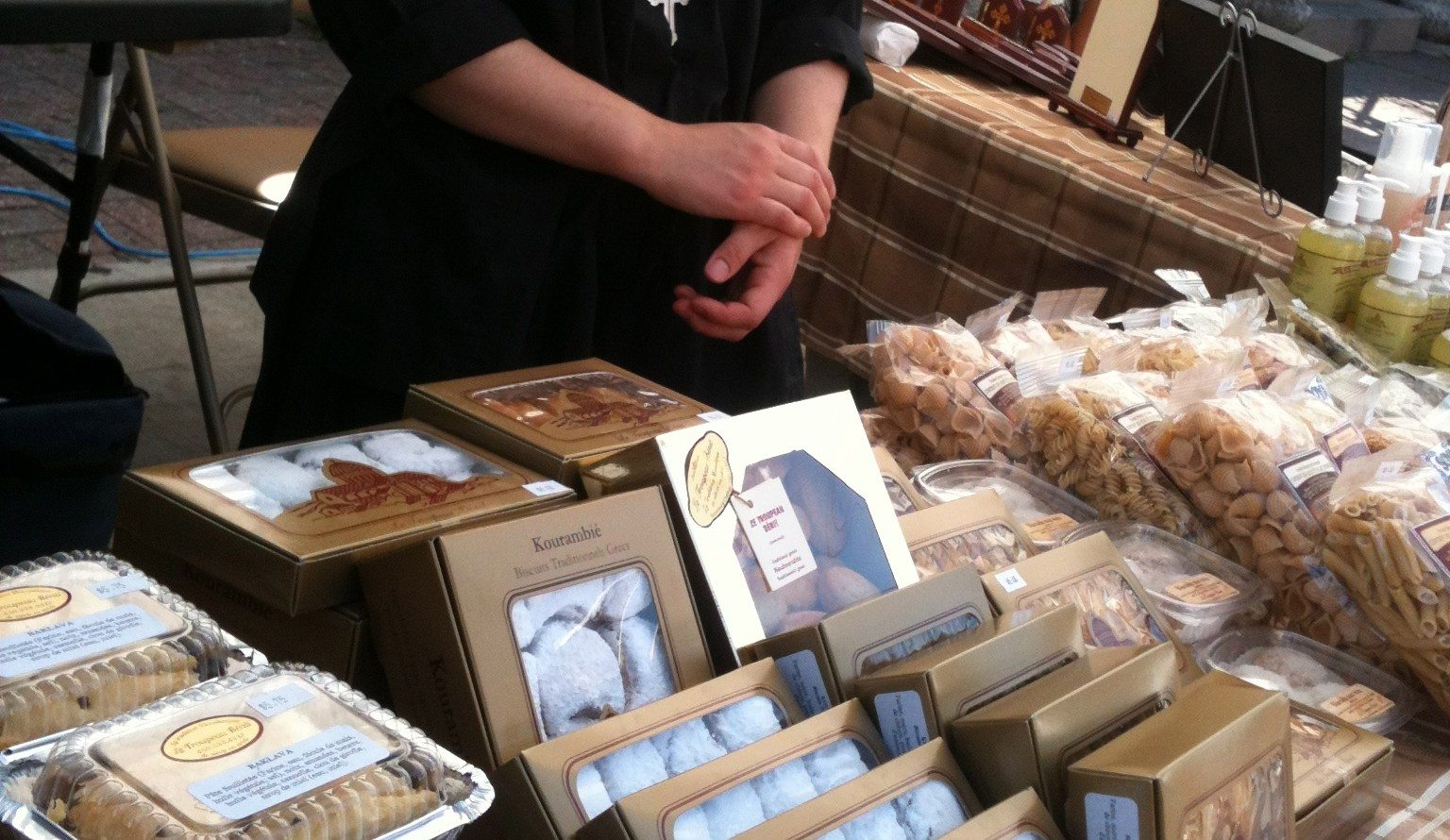 TO MARKET! Feta-making nuns and other marvels of the Marché Vieux Hull (Thursdays 10am – 3pm)