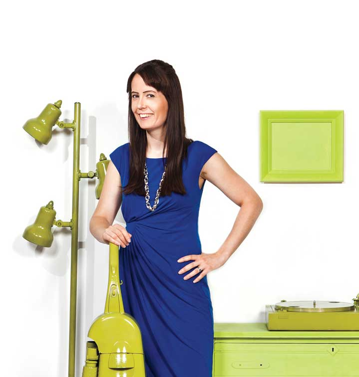 GREEN DESIGN: Pamela Tourigny, media marketer for the new terra20, dishes on her favourite products