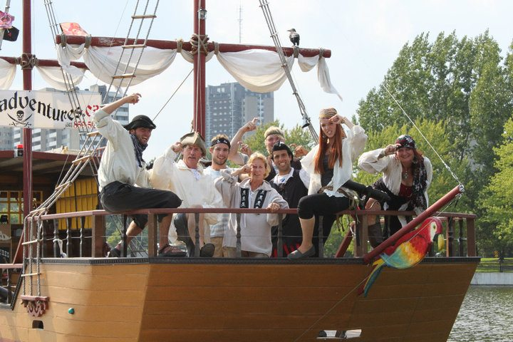 WEEKENDER: A 1930s-style carnival, an office revolution, and an evening of storytelling aboard a pirate ship