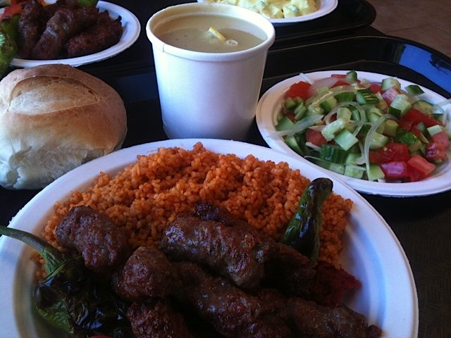 WEEKLY LUNCH PICK: Köfte Turkish Eatery, a fresh face on Carling