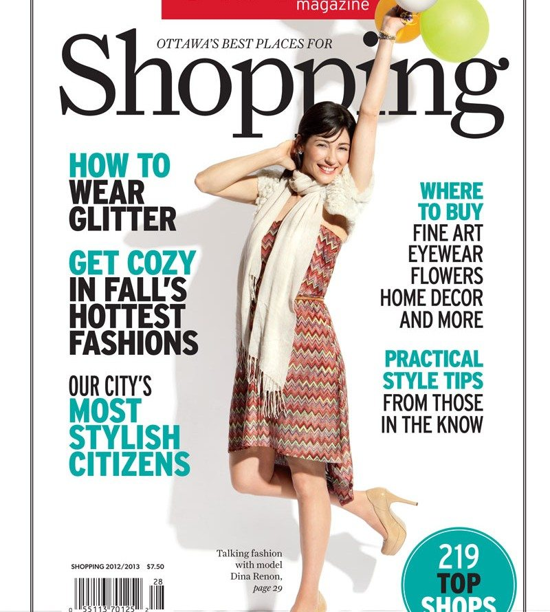 SNEAK PEEK: A look inside the 2012-2013 edition of Shopping