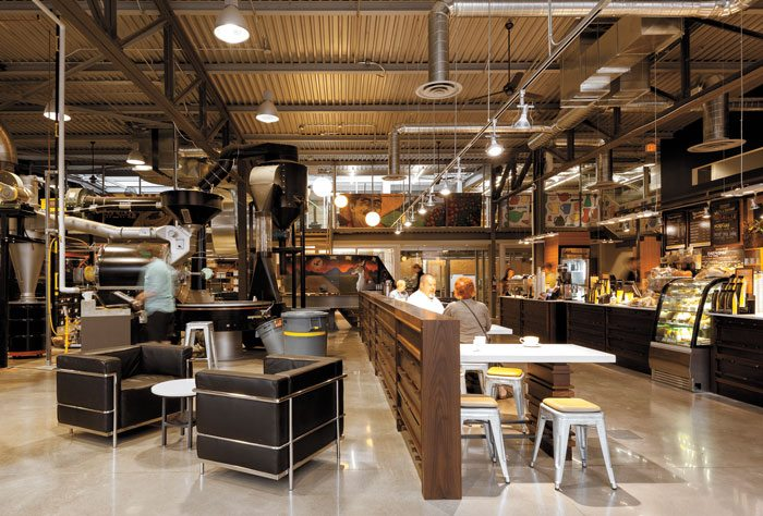 SPOTLIGHT: Inside the impressive workings of the Bridgehead Roastery