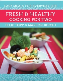 TASTE TEST: Two local writers join forces to create the cookbook Fresh & Healthy Cooking For Two