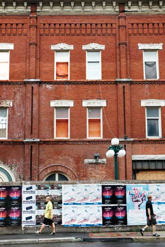 FROM THE ARCHIVES: How Somerset House transformed from the grande dame of Bank Street to a blight on the neighbourhood