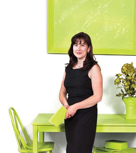 GREEN DESIGN: Teresa Hanna from Live Architecture dishes on her favourite products