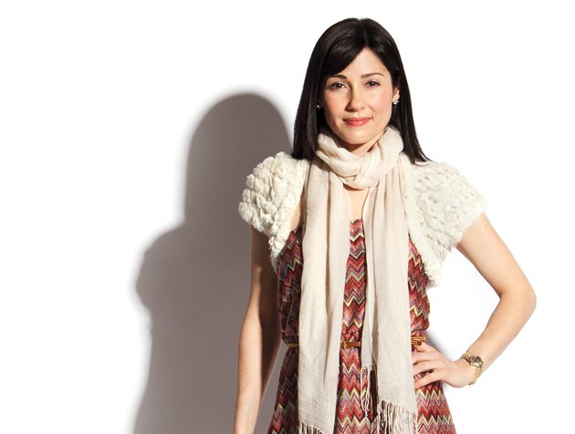 STYLE PROFILE: Meet Dina Renon, cover girl on this year's Ottawa Magazine Shopping guide