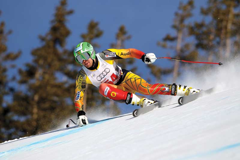 MOUNTAINS OF FUN: A Q&A with Canadian Alpine Ski Team racer (and Ottawa boy) Dustin Cook