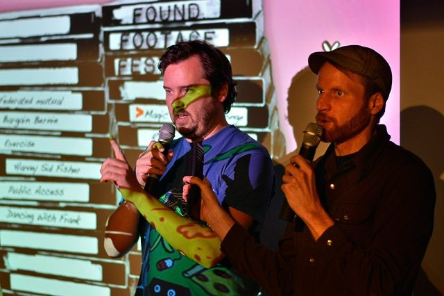 WEB EXCLUSIVE: The VHS tape is alive and well at the hilarious Found Footage Festival, heading to Ottawa November 12