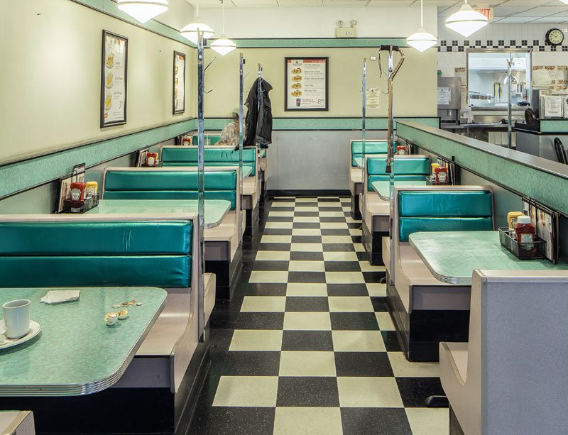 GET YOUR NOSTALGIA FIX QUICK: Another old-style diner closes up shop