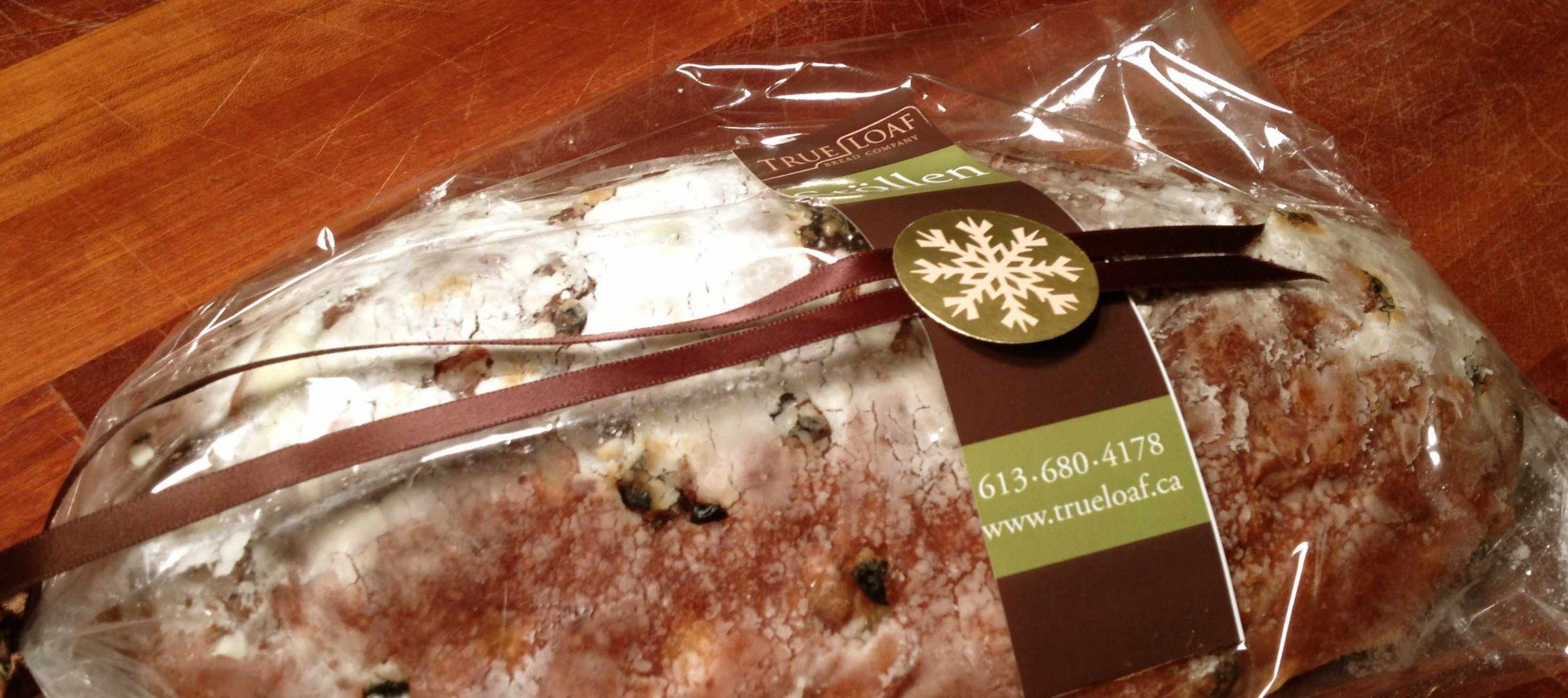 ANNE'S PICKS: Just in time for the holidays, Anne DesBrisay finds a worthy Stollen at True Loaf