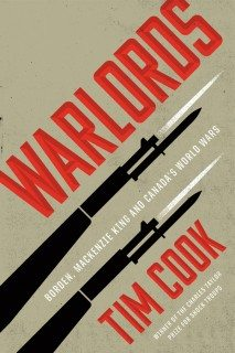 """POLITICS CHATTER: """"Strong, complex, and full of interesting characters."""" Reviewing 'Warlords,' up for the Charles Taylor Prize"""