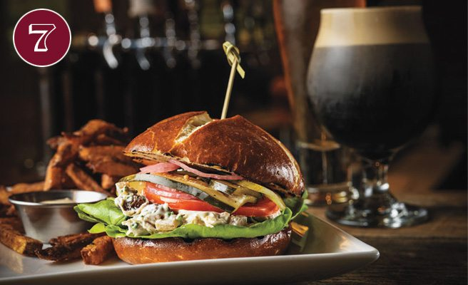 Young Cuisine Hot 10: No. 7 Brothers Beer Bistro