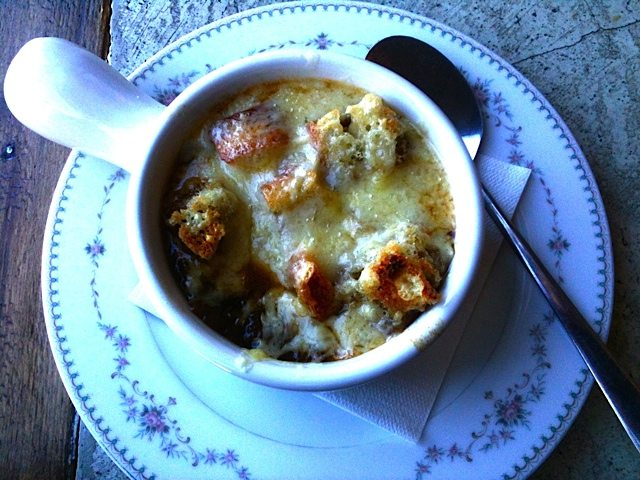 WEEKLY LUNCH PICK: From Hintonburg Public House's new menu: French Onion Soup that would make Julia proud