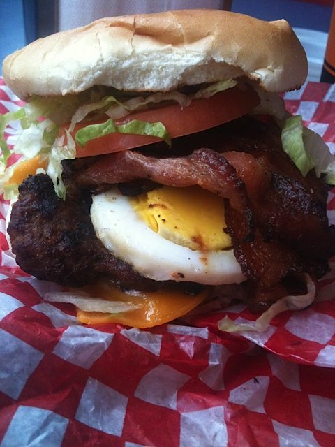 TASTE TEST: Disenchanted, disillusioned, disappointed… by Hintonburger's breakfast burger