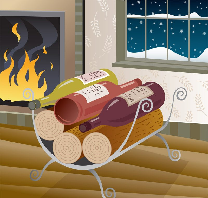 BEAT THE CHILL: 10 cold-weather wines guaranteed to warm you from within