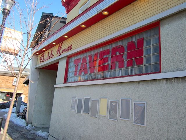 OPENING: Elmdale Oyster House & Tavern, new history in the making (it may even open today!)
