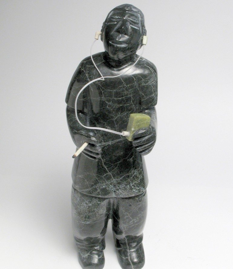 ARTFUL BLOGGER: Inuit art you can bank on at the NAC