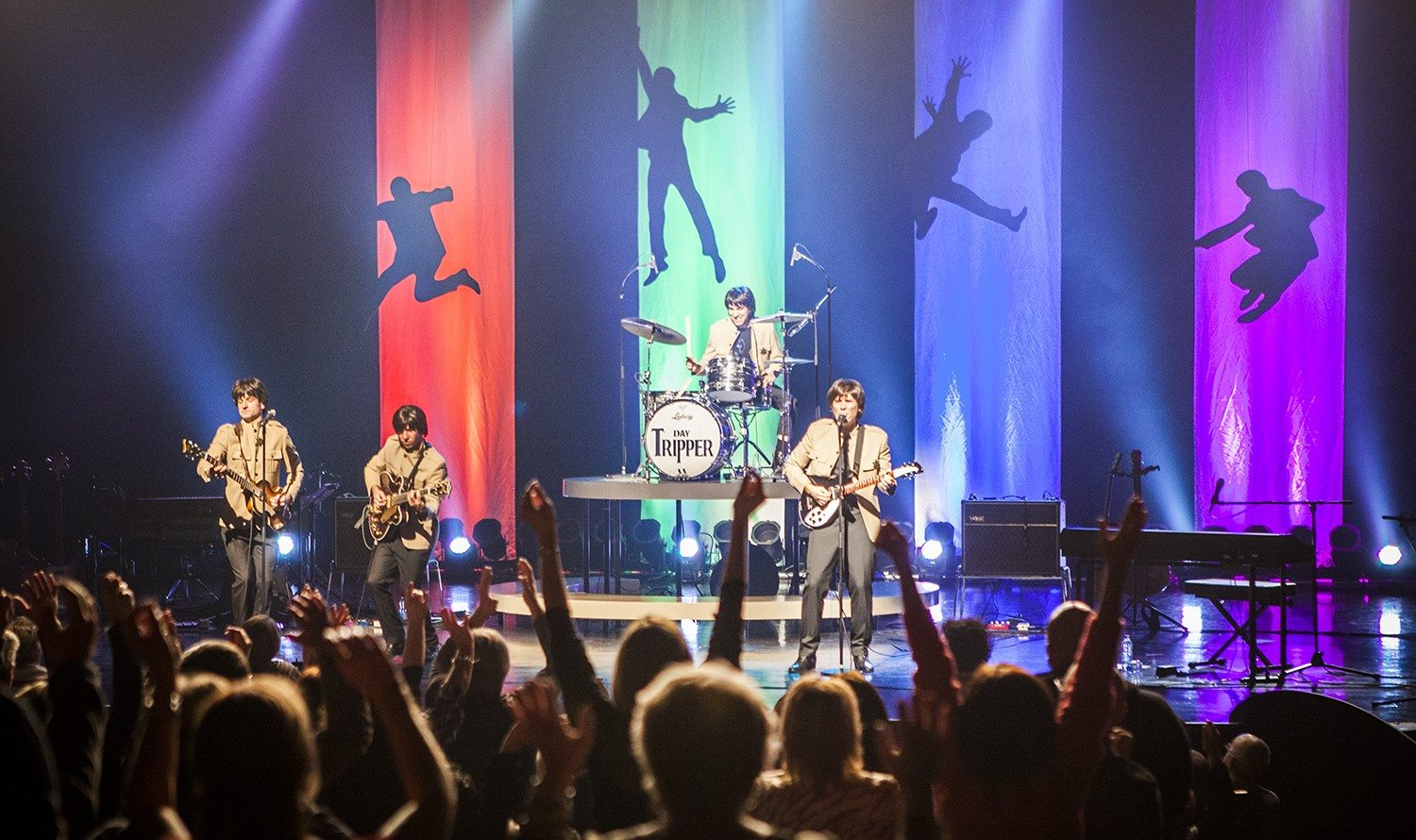 WEEKENDER: The Beatles Experience, a cool art party, and an orchestra outing for families are on the bill this April weekend