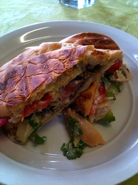WEEKLY LUNCH PICK: Mitla reinvents the sandwich with Mexican tortas and cactus quesadillas