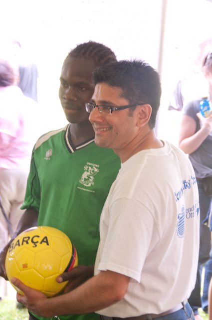 WEB EXCLUSIVE: Community Cup gives newcomers sense of belonging, writes MPP Yasir Naqvi