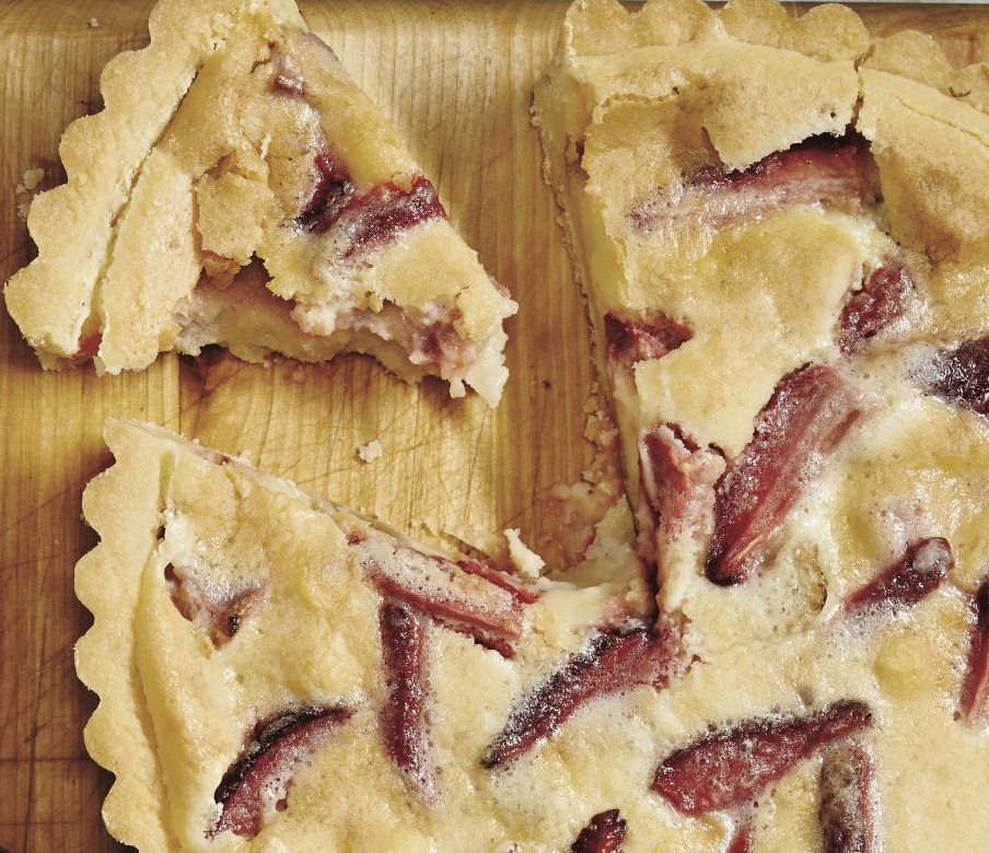 101 TASTES ISSUE: Spotlight on #43 — Rhubarb tart at Three Tarts