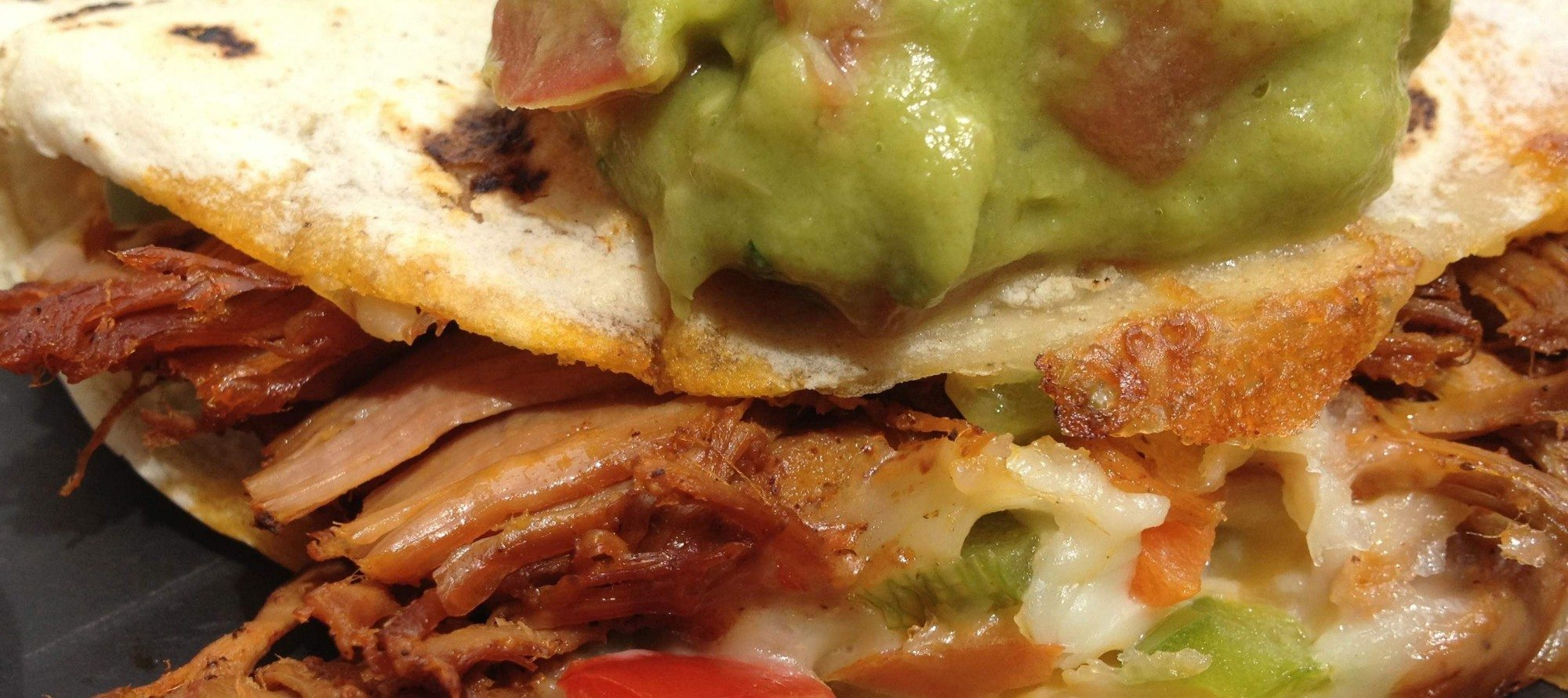WEEKLY LUNCH PICK: Pulled pork taco from Corazón de Maíz