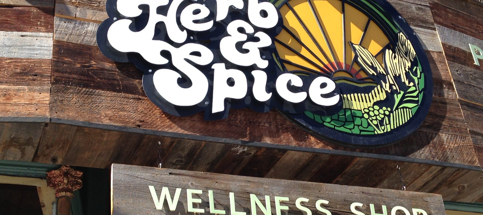 "URBAN HIPPIE: Herb and Spice expands — new ""wellness"" shop focuses on beauty and body-care products"