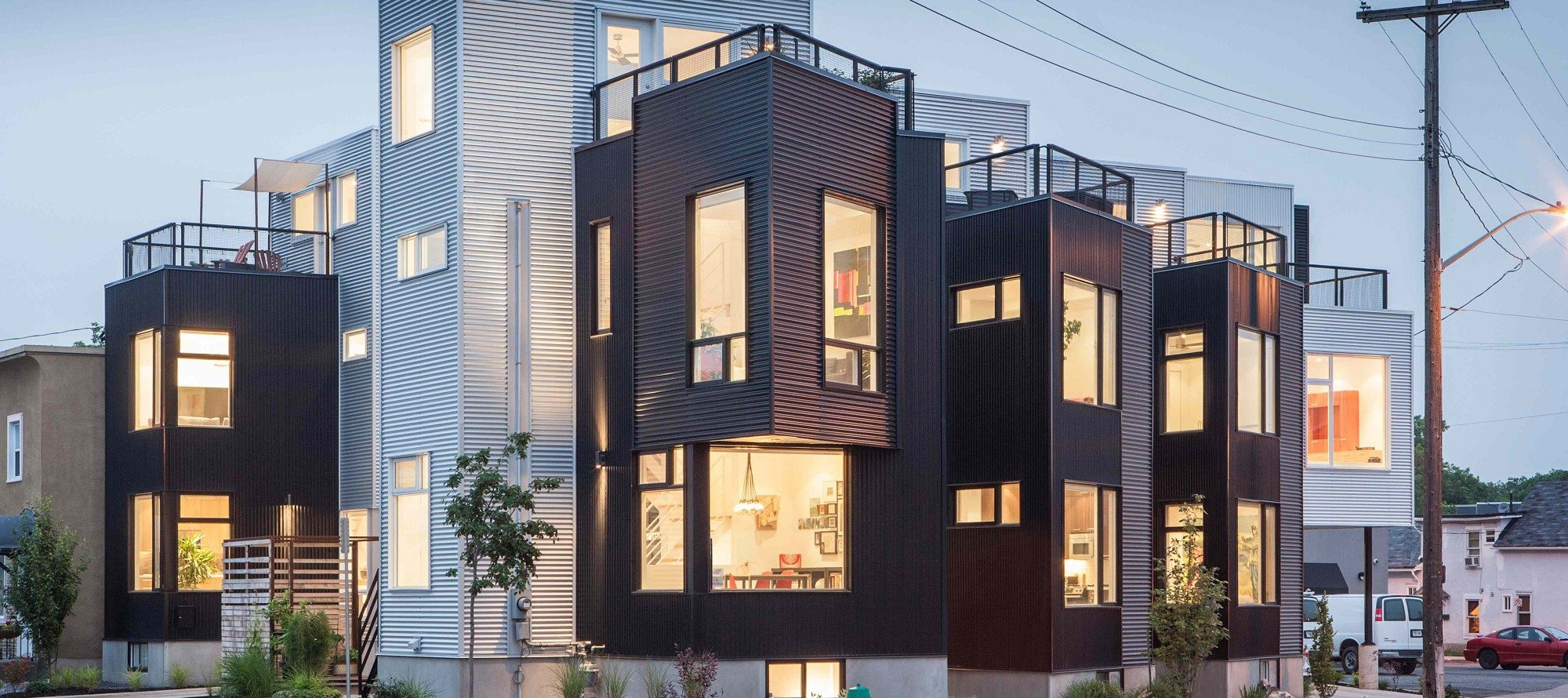 URBAN DESIGN: This Hintonburg infill recently won a city urban design award — and looked great doing it (check it out!)