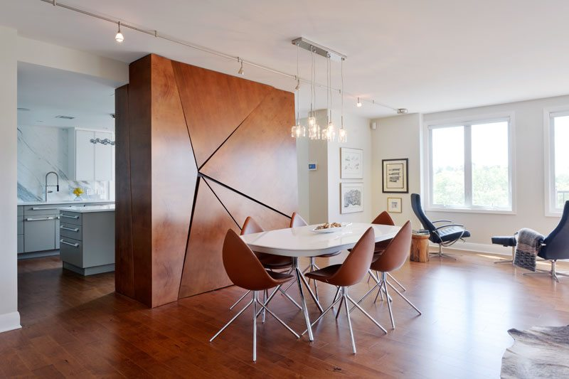 GREAT SPACE: A sunny condo pays homage to Danish design and Canada's North