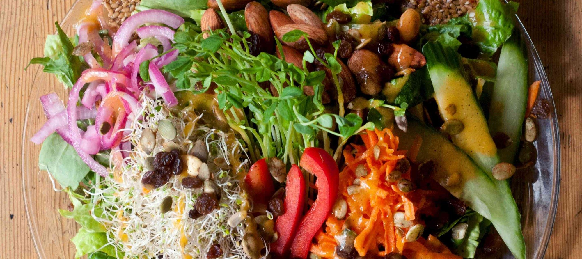 5 top vegan spots from Ottawa Magazine's 2013 Eating & Drinking Guide