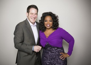He didn't characterize it as bullying, but recently Oprah Winfrey—a bigger media personality than Stuntman Stu (but only by a bit)—grabbed his bum! Stuntman Stu Schwartz launched the #NoMoreBullies tour, and recently welcomed MC Peter Joynt aboard