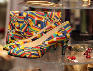 Find vintage shoes and accessories at the Ottawa Vintage Clothing Show.
