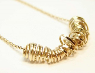 Dianne Rodger makes beautiful jewellery that's perfect for gift-giving. She will be at