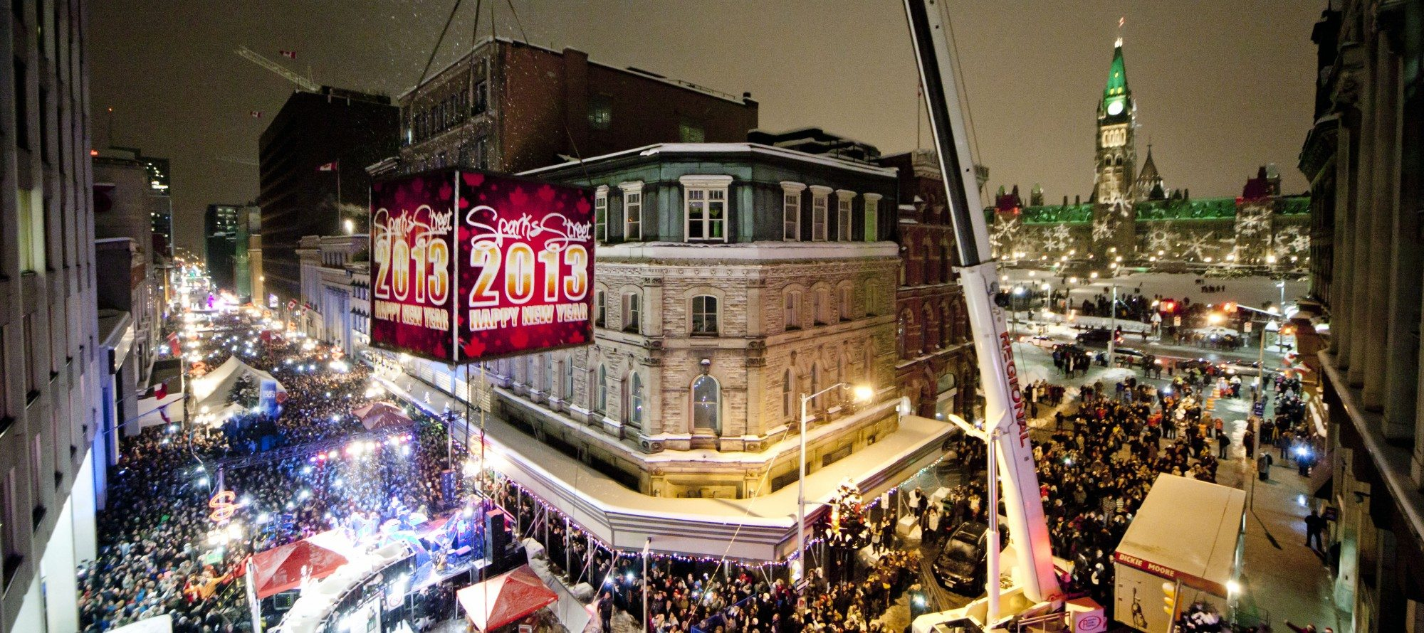 NEW YEAR'S EVE ROUNDUP: Events for the dancehall star, the fashionista, the PG crowd, and everyone else looking to ring in 2014