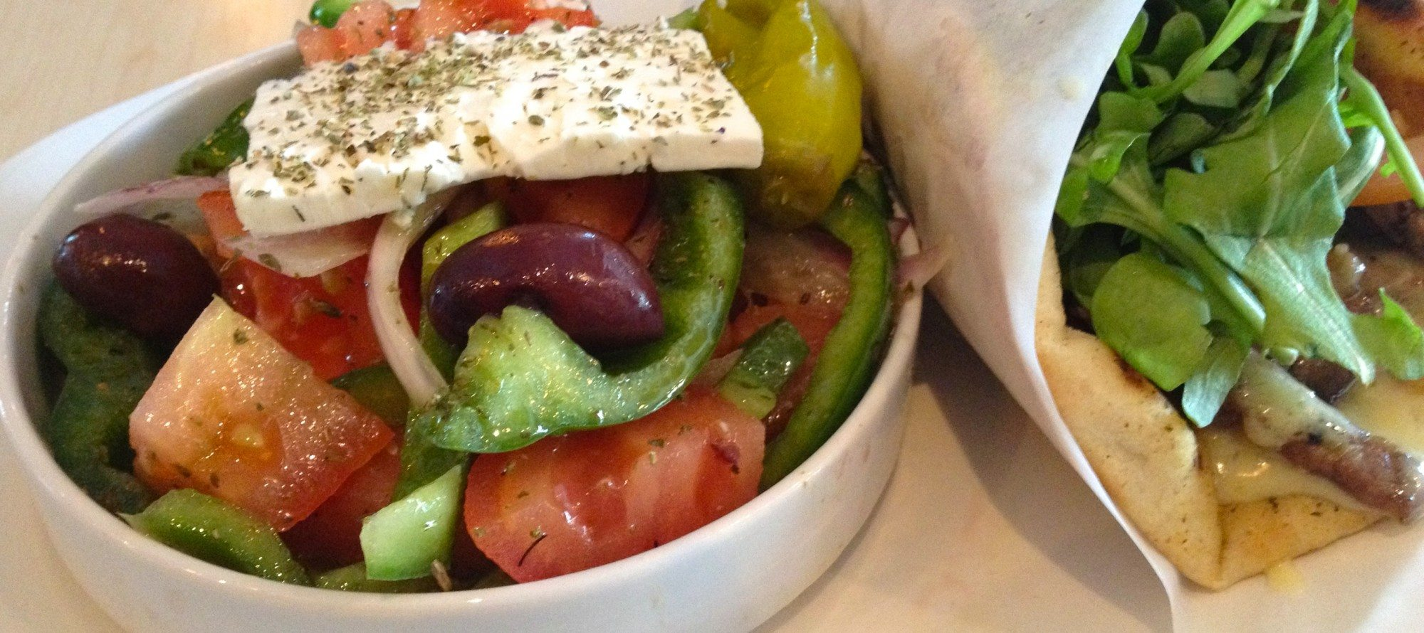 WEEKLY LUNCH PICK: Evoo Greek Kitchen