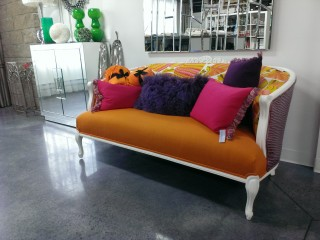 This cute sofa