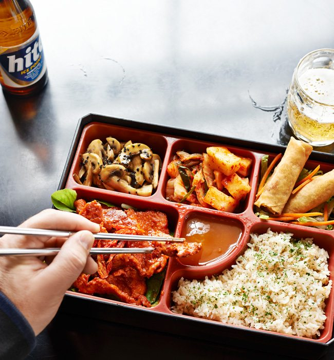 Ottawa-Korean-Food