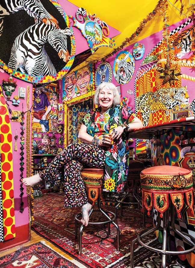 INTERIORS 2014: Keeping it Surreal with Diane Woodward