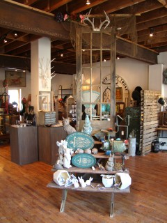 The new store has more breathing room, but with the same cozy, whimsical feel of the original.