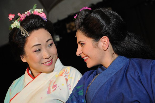 Madama Butterfly, the world-famous opera about love and tragedy will be at the NAC April 19-26 (photo: On Stage Ottawa)