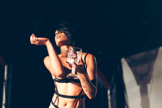 The Blackheart Burlesque Show plays two shows in one night at Mavericks this Saturday