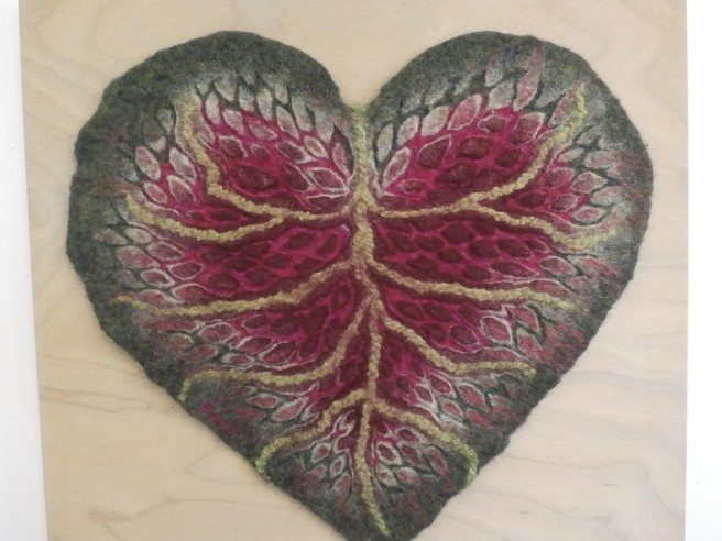 Heart by Hannah Ranger