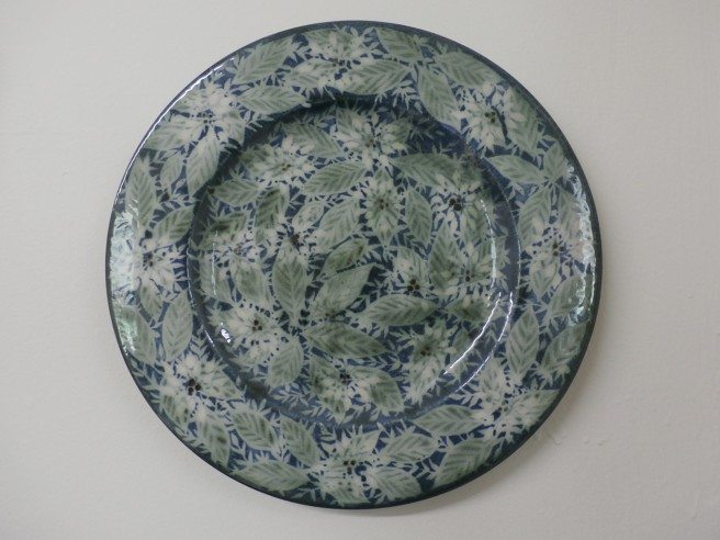 Plate by Maureen Marcotte