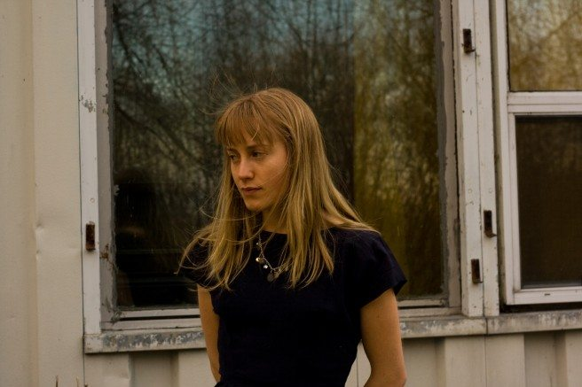 Toronto singer-songwriter Tamara Lindeman, aka, The Weather Station, will be playing at You've Changed Records 5-year anniversary fete at St. Alban's Church